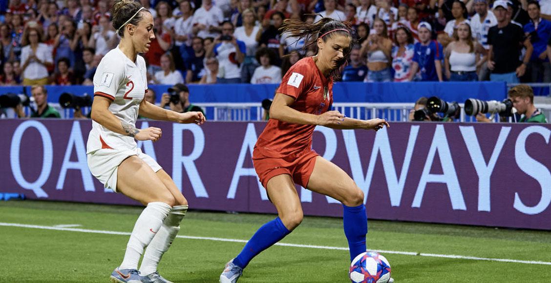 Partido vs EUA en Mundial Femenil, lo más visto en Inglaterra este 2019