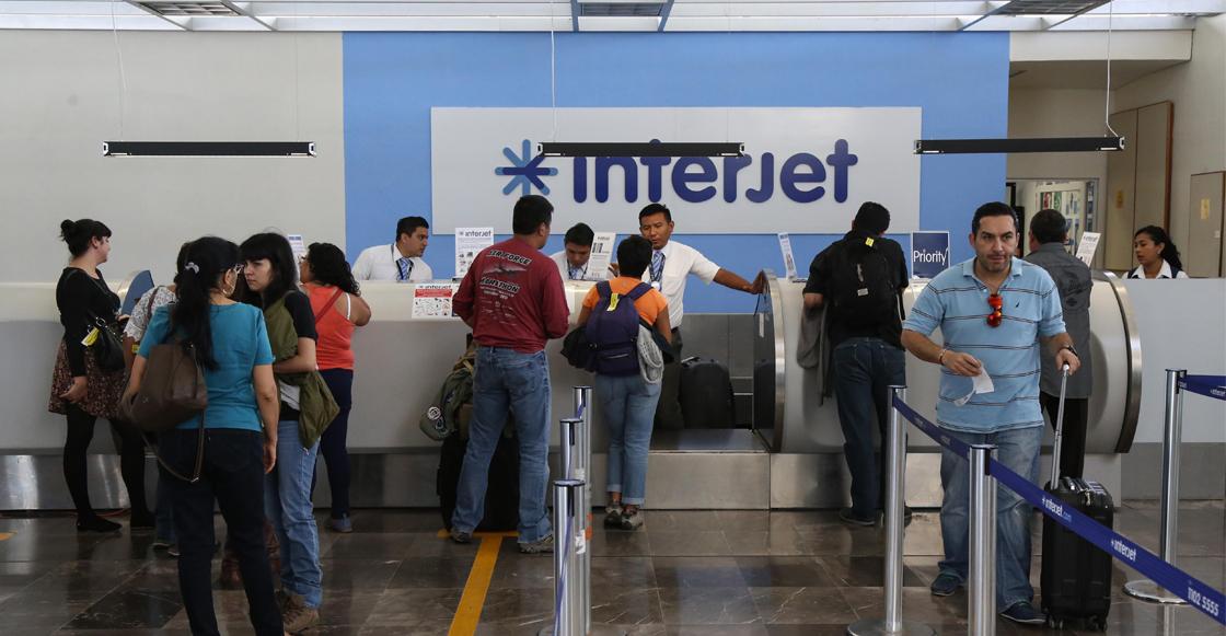 Van 27 vuelos cancelados y 11 retrasados por Interjet; afirman que es por la temporada
