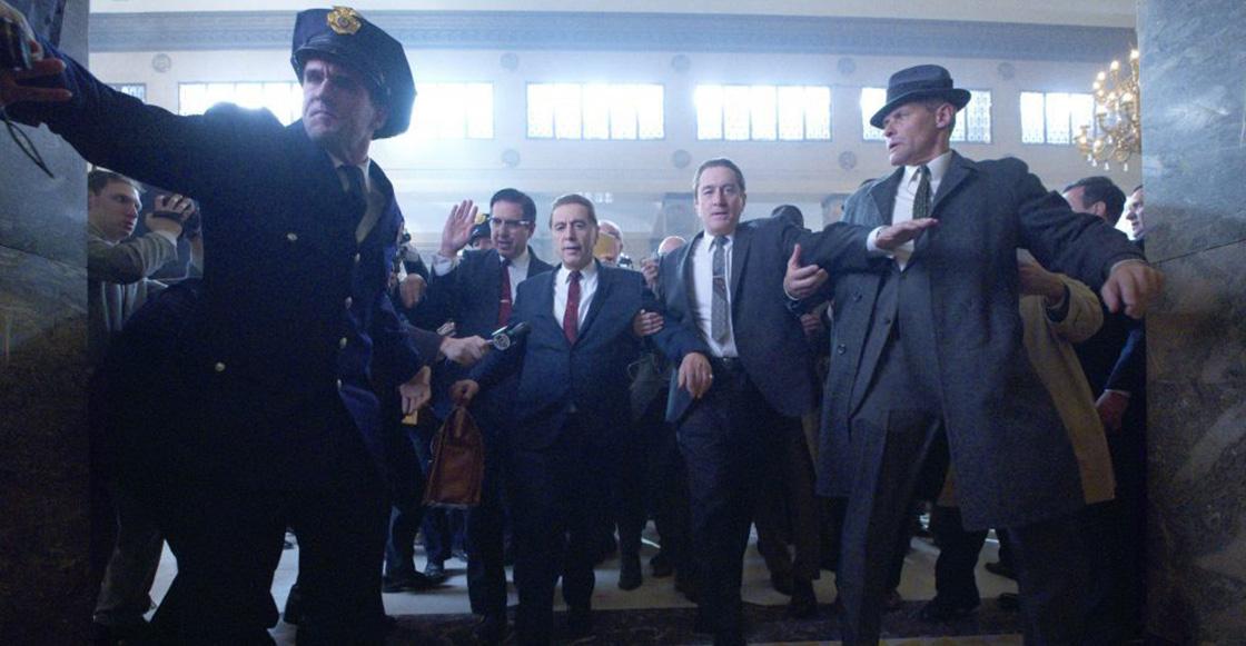 'The Irishman' de Martin Scorsese abrirá en Festival de Nueva York 2019