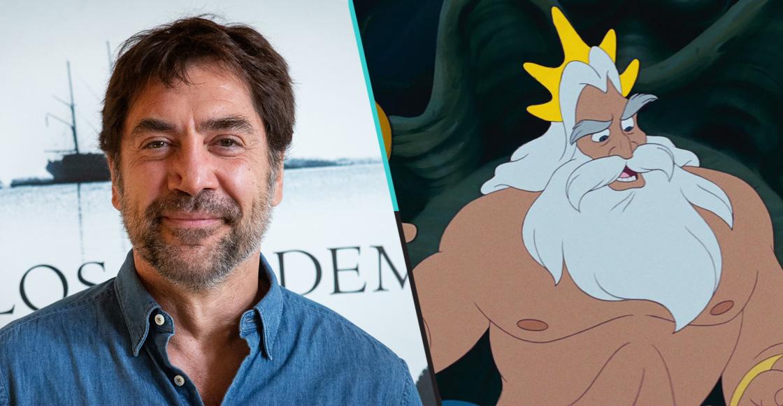 Javier Bardem podría ser Tritón en el live action de 'La sirenita' de Disney