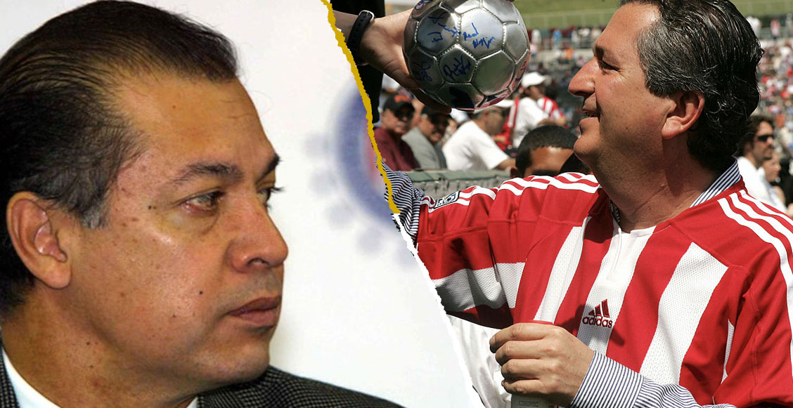 ¡Suprema Corte falla a favor de Vergara y se quedan con el nombre de Chivas!