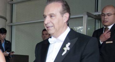 Juan Collado presenta amparo para evitar el bloqueo de sus cuentas