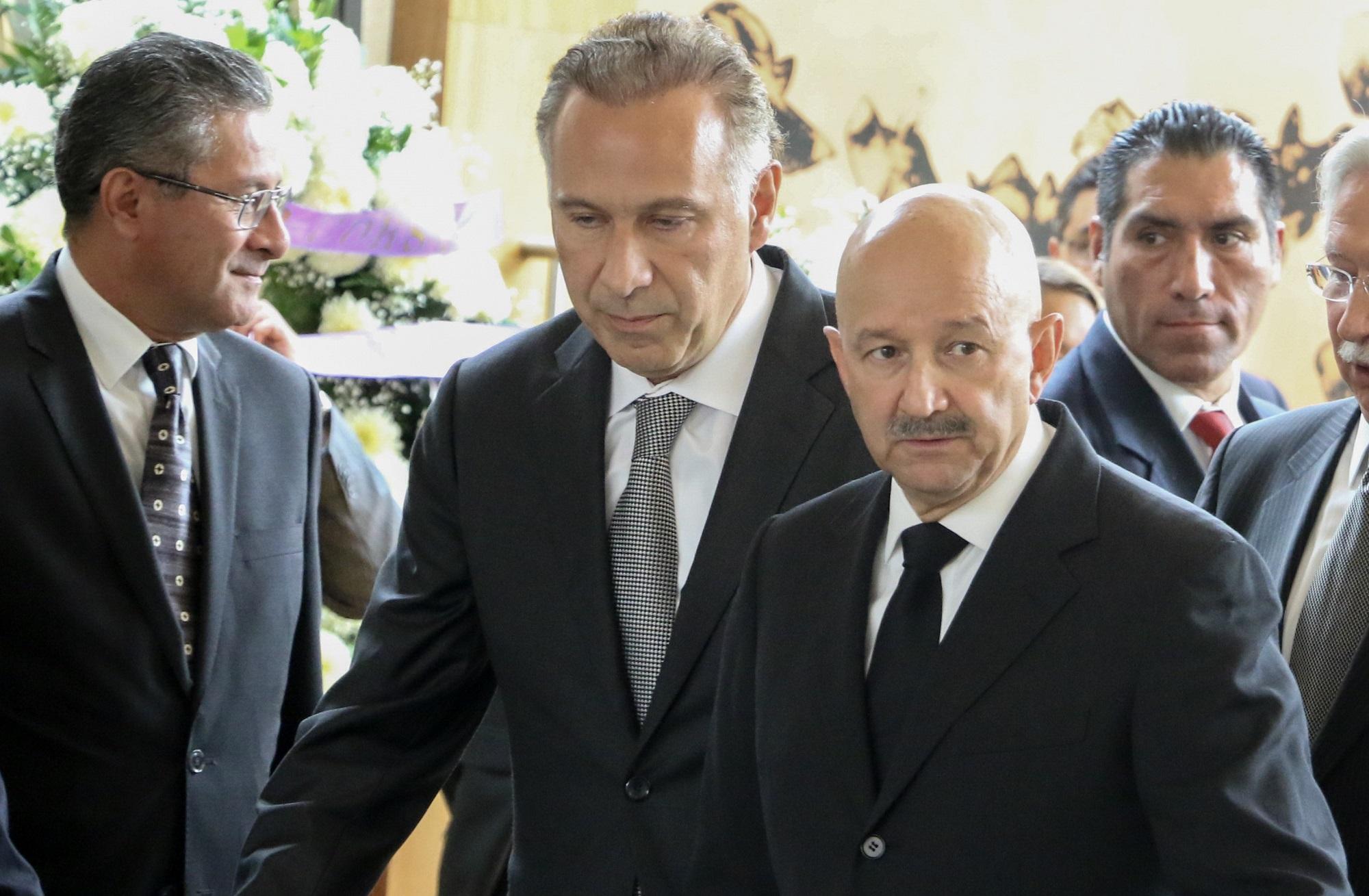Salinas y Juan Collado
