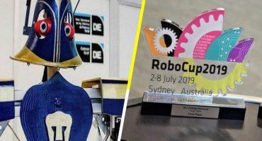 Conoce a Justina, el robot de la UNAM que ganó el segundo lugar en la RoboCup