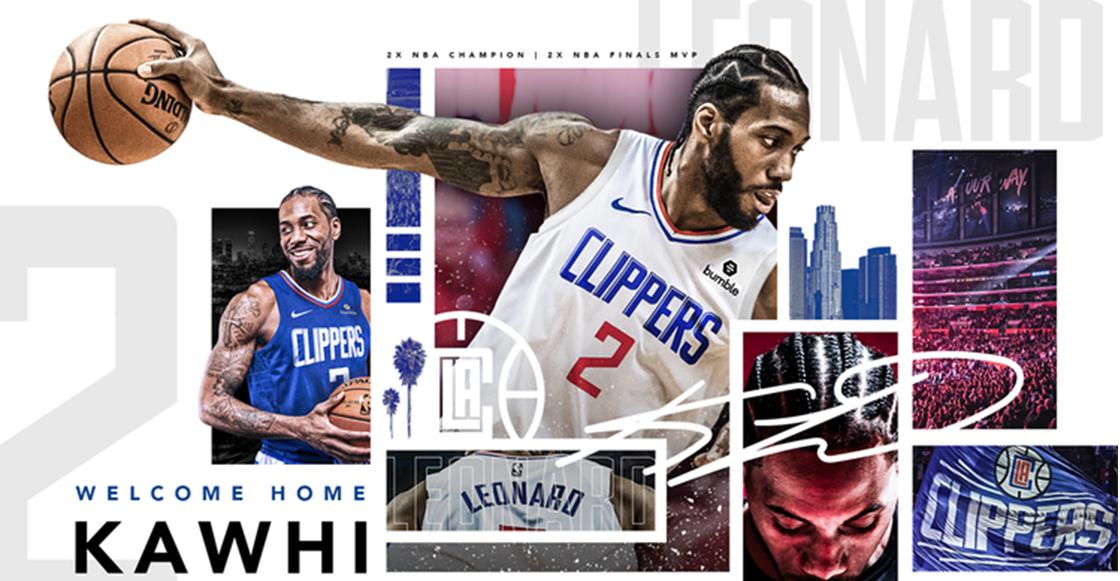 Clippers confirma Kawhi Leonard, pero no habría firmado por cuatro años