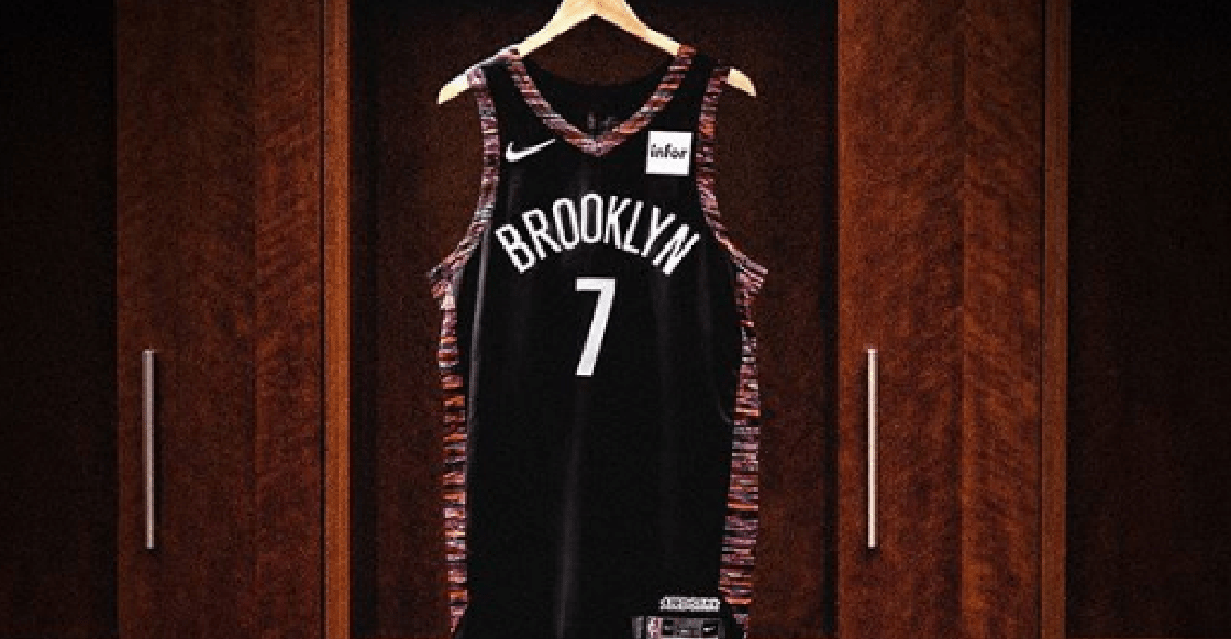 ¡Adiós al 35! Kevin Durant usará el 7 con los Nets de Brooklyn