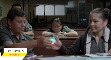"""""""No me gusta ver el cine, sino vivirlo"""": Entrevista con la directora y protagonistas de 'La camarista'"""