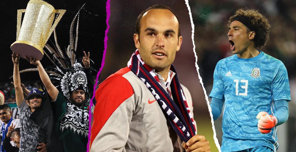 La amenaza de Donovan, el susto de Ochoa: Lo que no se vio de la Final de la Copa Oro