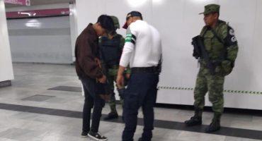 ¿Es legal que la Guardia Nacional revise tu mochila en el Metro?