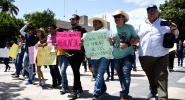 Diputados de Morena aprueban reforma para impulsar 'Ley Garrote' en Tabasco