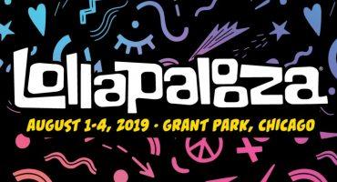 ¡Sigue por acá completamente en vivo el festival Lollapalooza 2019!