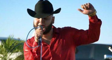 Ejecutan con más de 300 disparos a cantante de narcocorridos en Sonora