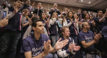 Calderón denuncia detención de voluntarios de México Libre; Sheinbaum ordena su liberación