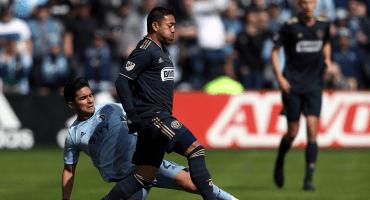 Marco Fabián se reencuentra con el gol después de tres meses... y no fue de penal