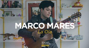 Sesiones Acústicas en Sopitas.com presentan: Marco Mares