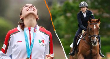 Mariana Arceo se cuelga el oro en Pentatlón Moderno y se nos va a Juegos Olímpicos