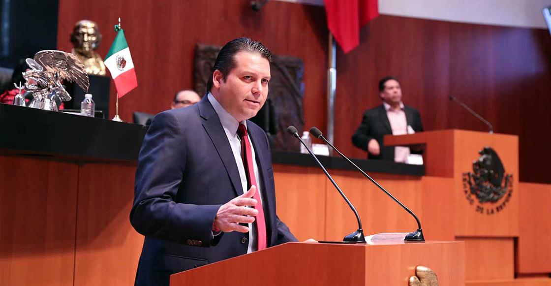 Senador Mario Zamora propone poder echarse