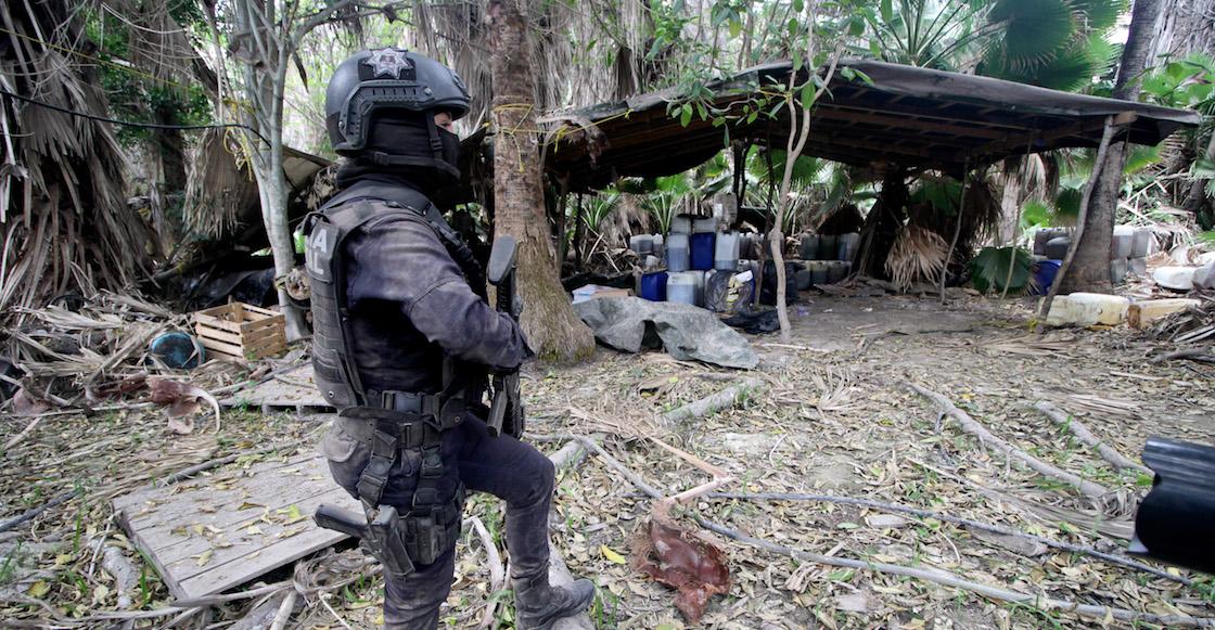 Matan a dos policías estatales en una emboscada en Durango