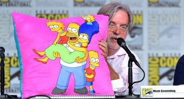 Hable más fuerte que tengo una toalla: Matt Groening confirma secuela de 'Los Simpsons: La película'