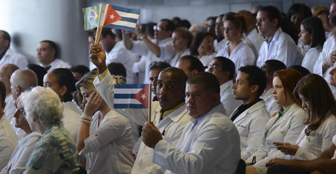 Nobel de la Paz para médicos cubanos es solicitado por Chomsky, Tom Morello y 50 personalidades
