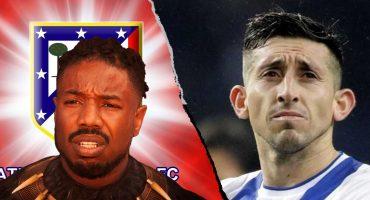 Las reacciones más 'hermosas' del fichaje de Héctor Herrera con el Atlético de Madrid