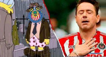 Chivas perdió contra el Atlético de Madrid en penales y los memes se ríen de ellos