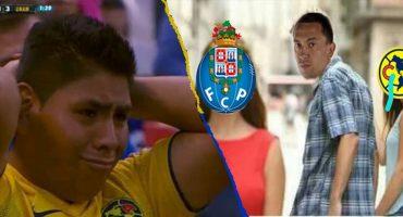 Ni los memes consolaron a los americanistas por la salida de Marchesín al Porto