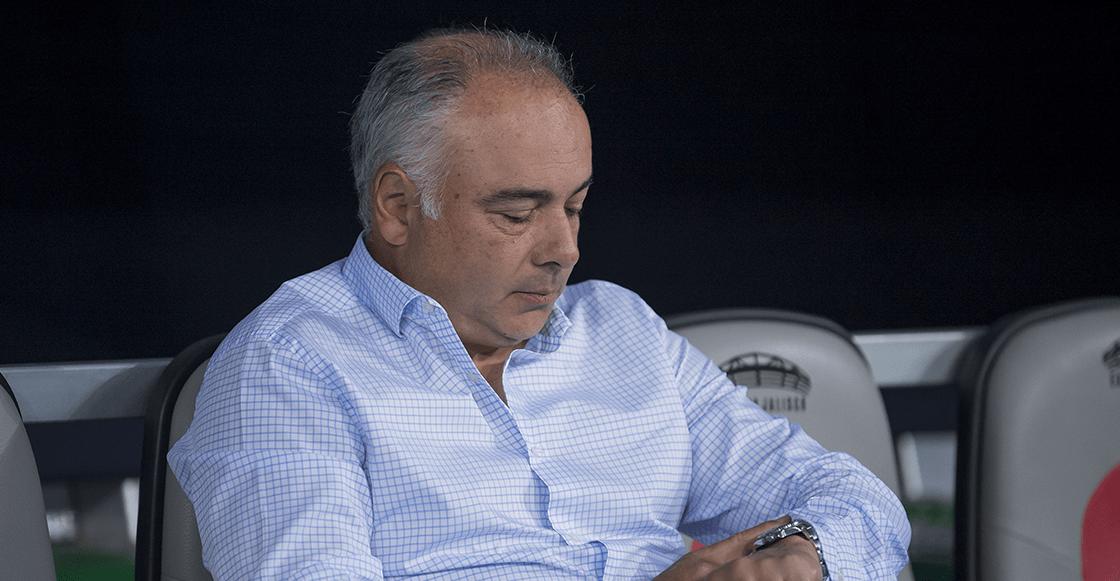 Femexfut no ha hecho llegar el pago a Memo Vázquez y otros ex del Veracruz