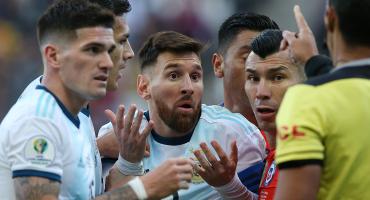 Conmebol podría definir el martes la sanción a Messi por llamarla corrupta