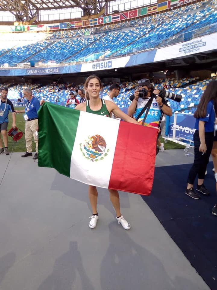 ¡Atletas mexicanas lograron medalla de plata en la Universiada Mundial 2019!
