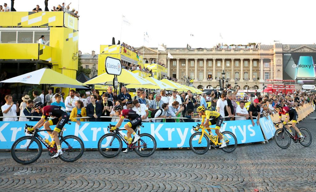 El mexicano que 'ayudó' a Egan Bernal a ganar el Tour de France