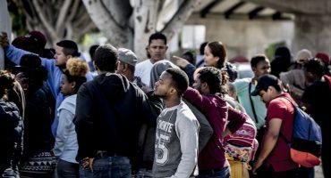 Sin ningún apoyo, están 'aventando a su suerte' a los migrantes en Monterrey