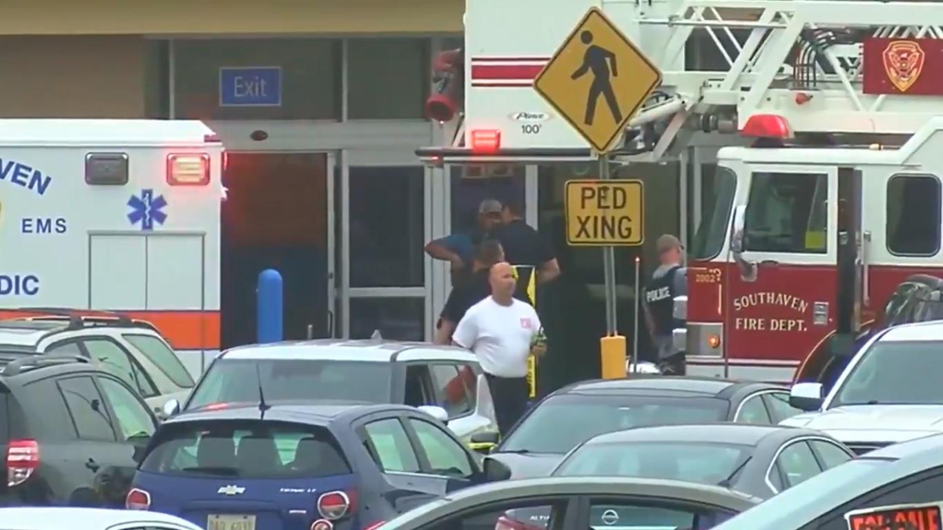 Tiroteo en Walmart de Mississippi, al menos dos personas muertas