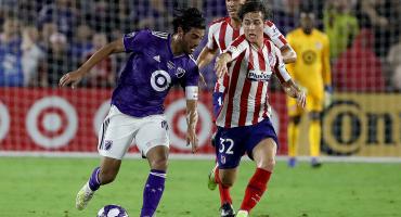 Los goles del Atlético de Madrid en el repasón a las estrellas de la MLS