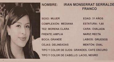 Monserrat fue localizada: Saltó del taxi en que era asaltada y está hospitalizada en CDMX
