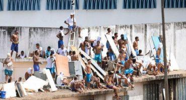 Al menos 52 personas murieron en un motín en cárcel de Brasil