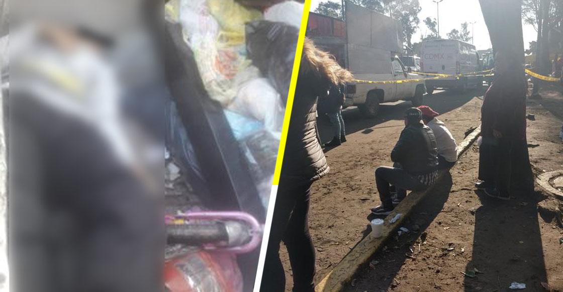 Muere hombre tras ser abandonado por sus amigos afuera de un hospital en Iztapalapa