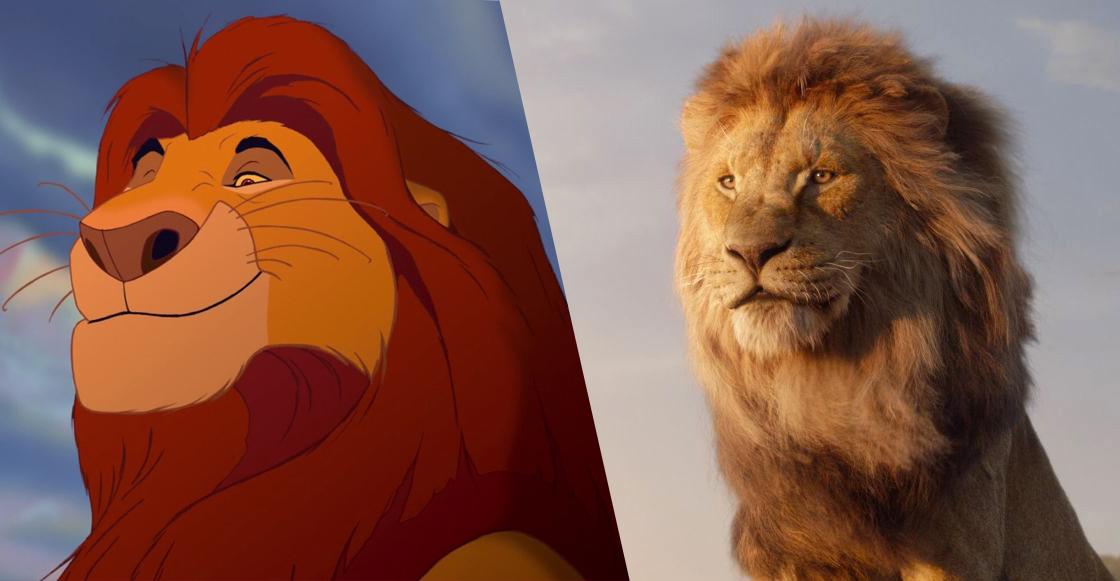 Comparamos Todos Los Personajes De El Rey Leon En Ambas Versiones