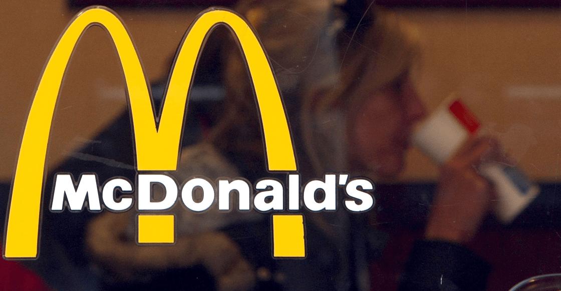 ¡Calmada! Una mujer disparó en McDonald's porque le dieron sus papitas frías
