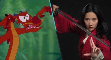 ¡Como margaritas! El live action de 'Mulan' de Disney podría reemplazar a Mushu