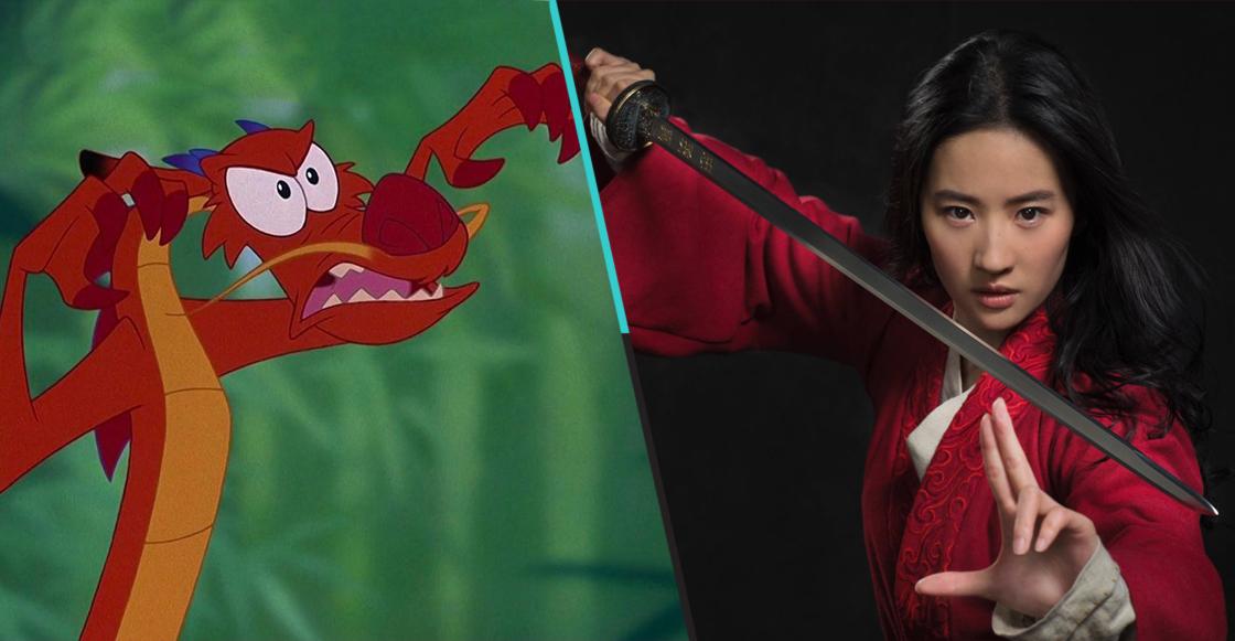 El live action de 'Mulan' de Disney podría reemplazar a Mushu
