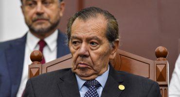Ante ampliación de mandato en BC, senadoras apoyan propuesta de Muñoz Ledo: Desaparición de poderes