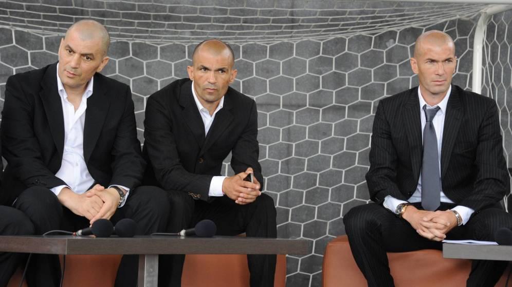 Murió Farid Zidane, hermano del DT del Real Madrid debido a cáncer
