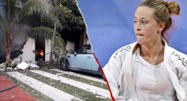 Judoka holandesa murió en una explosión en Playa del Carmen