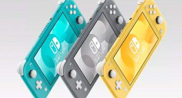 Llegó Nintendo Switch Lite como la nueva versión más barata de la consola