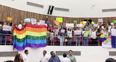 Lo hicieron de nuevo: Congreso de Yucatán le dice 'no' al matrimonio igualitario