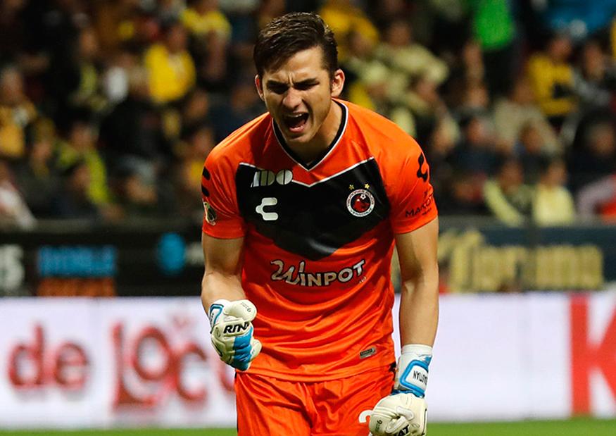 Las 3 opciones del América para suplir a Agustín Marchesín si ficha con el Porto