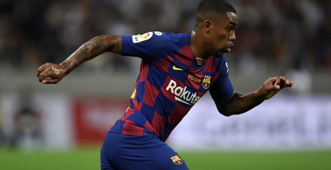 Malcom, el fichaje que Barcelona le 'robó a la Roma y un año después se fue al Zenit