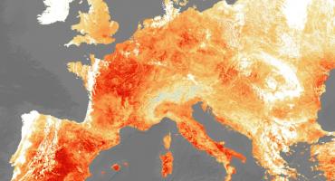 Europa bate récords de temperatura por ola de calor y podría seguir Groenlandia