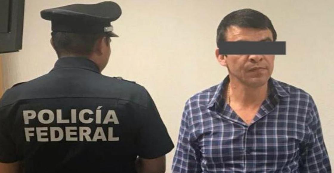 """Cae en CDMX el presunto operador del hijo del Chapo, Salvador Vega """"el Látigo"""""""